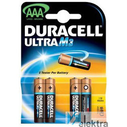 Duracell ULTRA AAA K4
